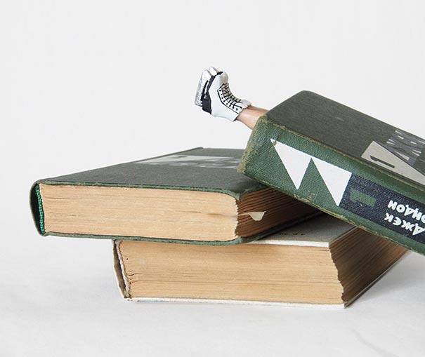 Záložky, ktoré vás prinútia čítať