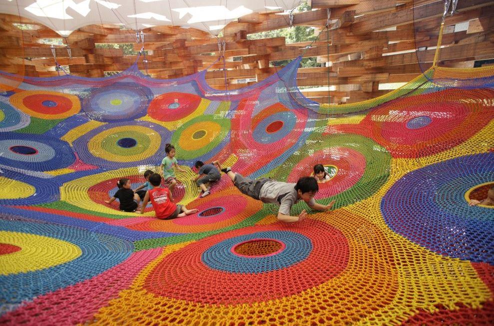 The best kids playground in the world
