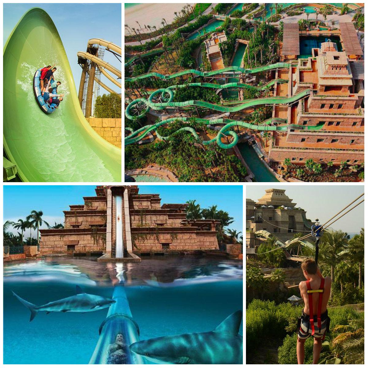 Atlantis The Palm Resort Dubai, UAE