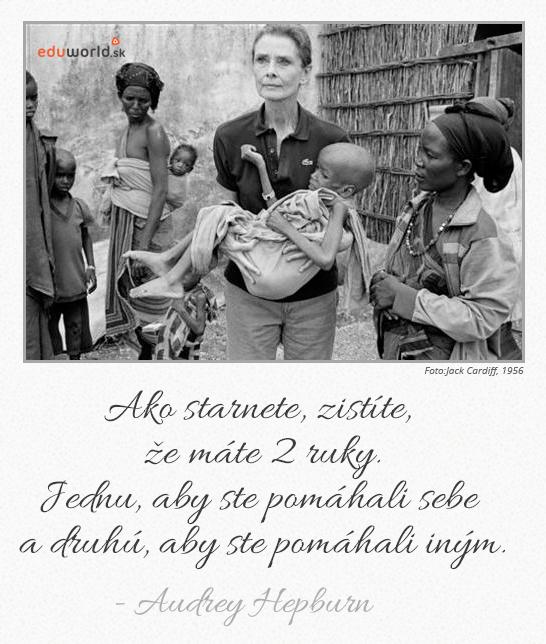 Audrey Hepburn citáty
