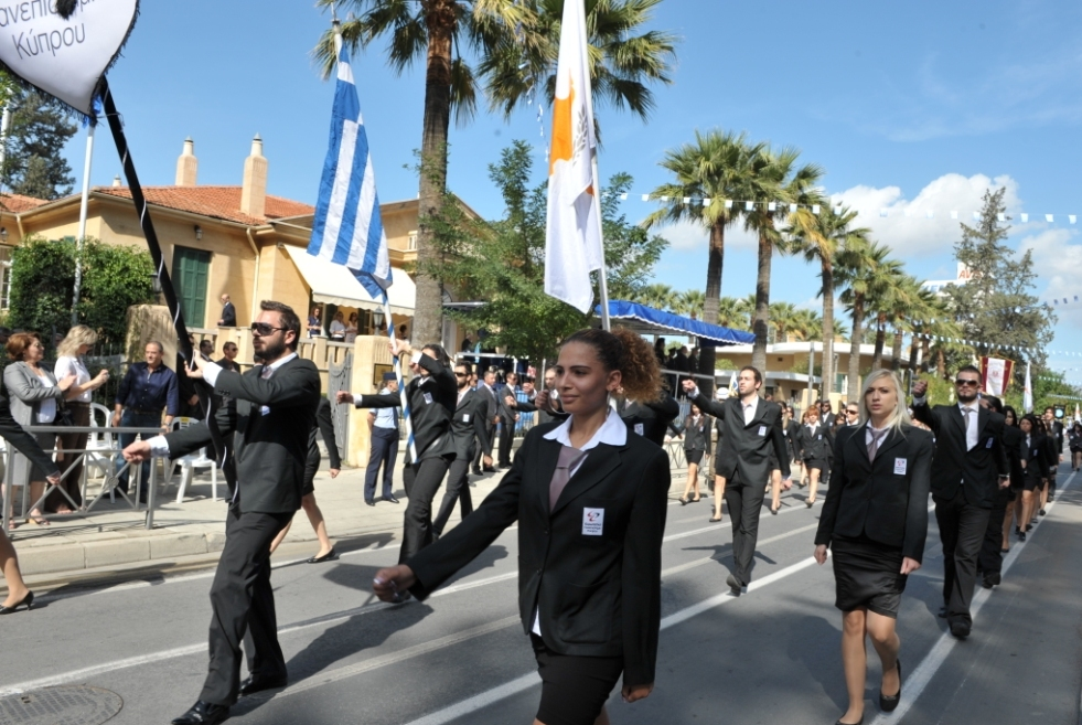 Oxi Day in Cyprus