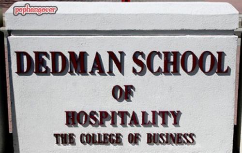 Fakulta cestovného ruchu Dedman