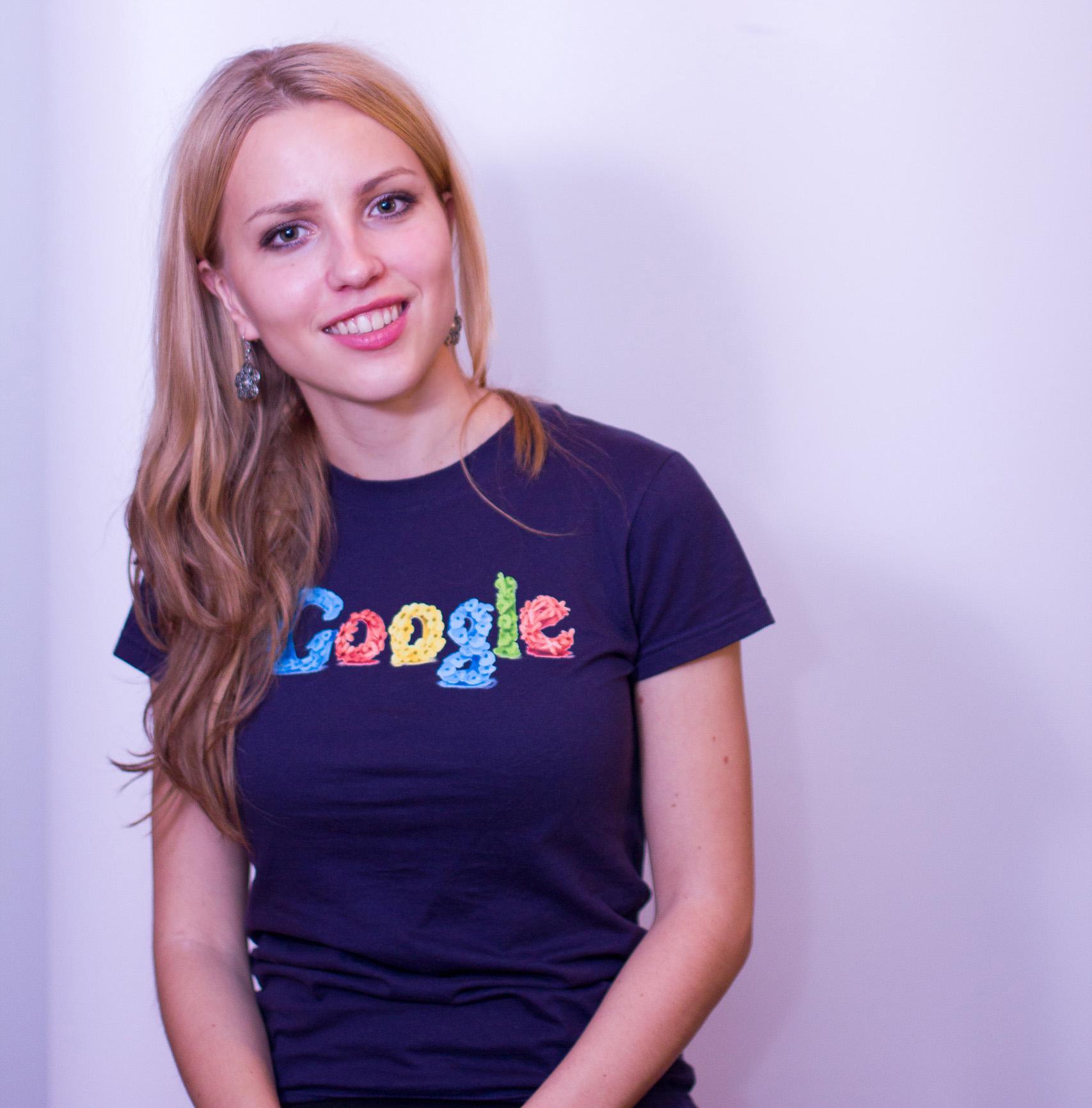 Práca v Google-Ingrid Krajčiová