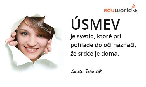 úsmev-citáty-eduworld.sk