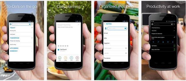 any.do - aplikácie pre študentov