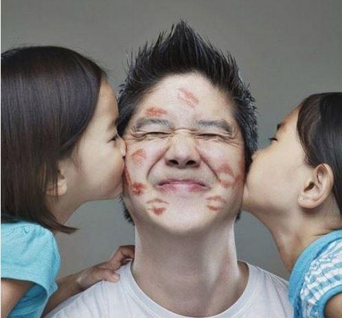Kreatívne fotenie rodiny