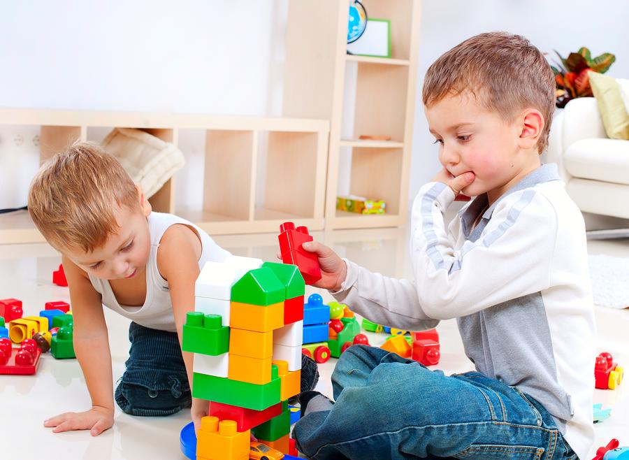 Lego a deti