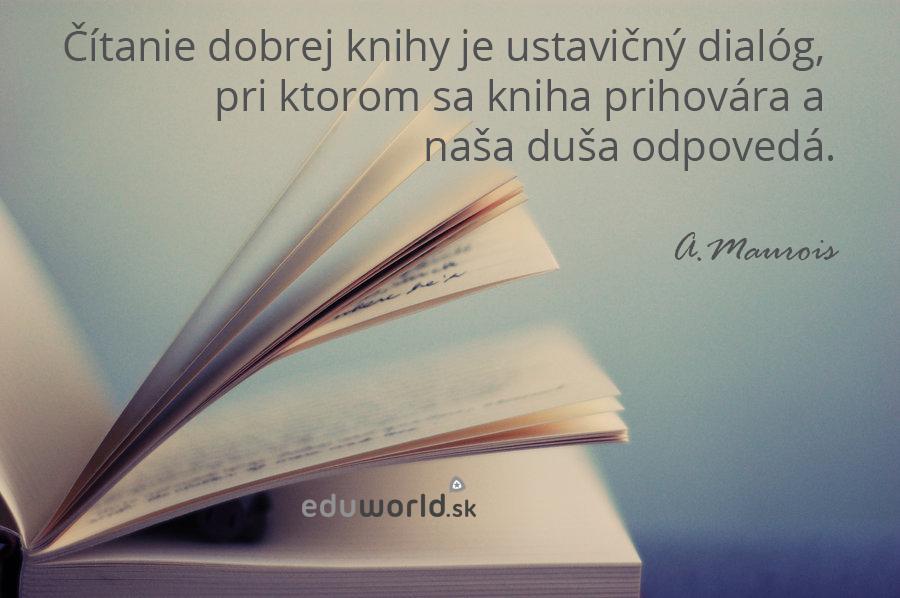 čítanie knihy