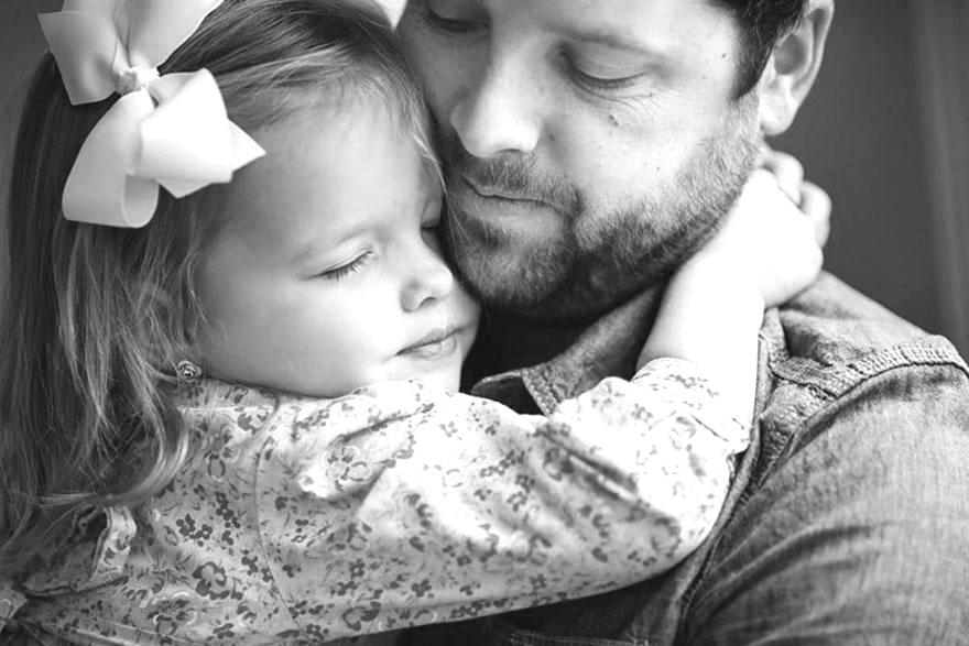 otecko a dcerka