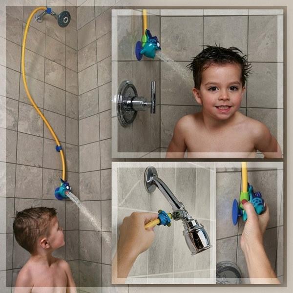detská sprcha