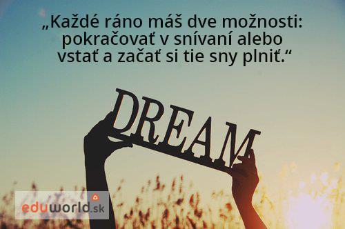 tvorivé snívanie-eduworld.sk