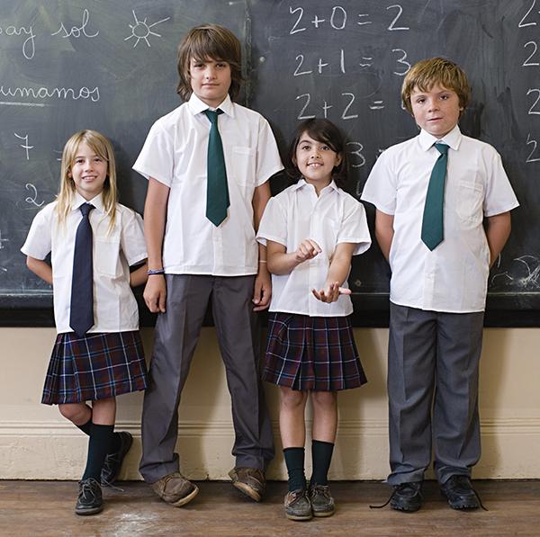 školské uniformy na slovensku