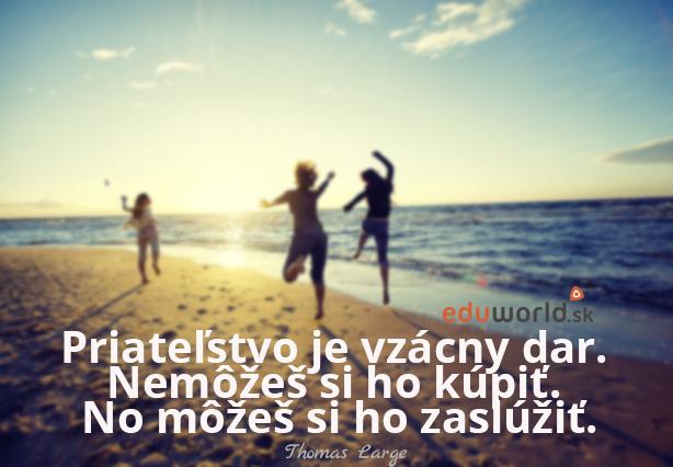priateľstvo-citáty-eduworld.sk