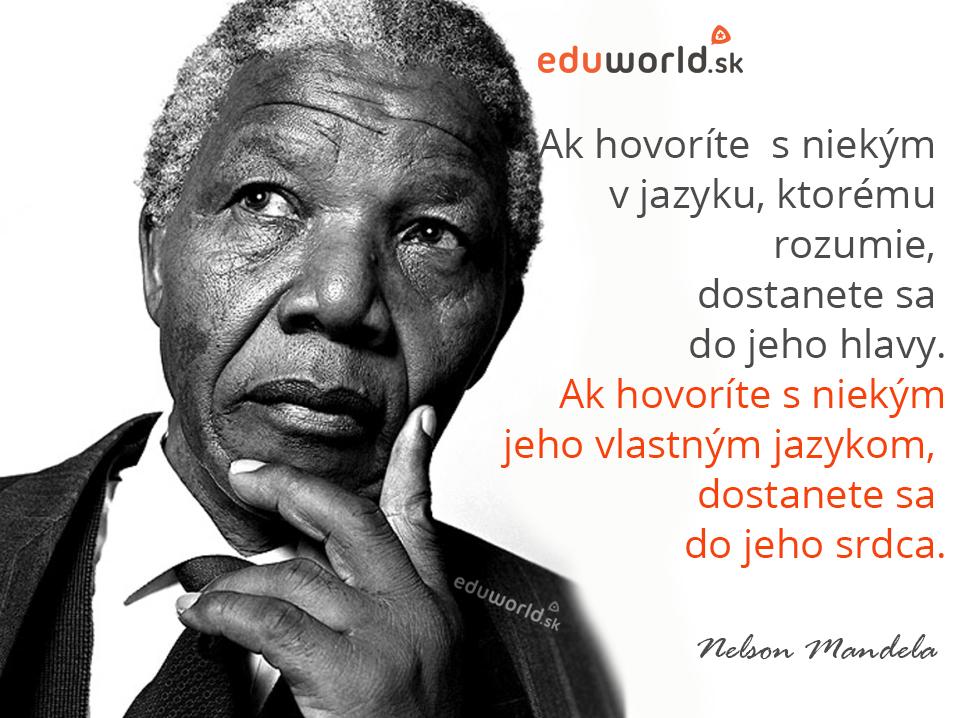 nelson mandela-jazyky-eduworld.sk