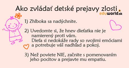 obdobie vzdoru u detí -eduworld.sk