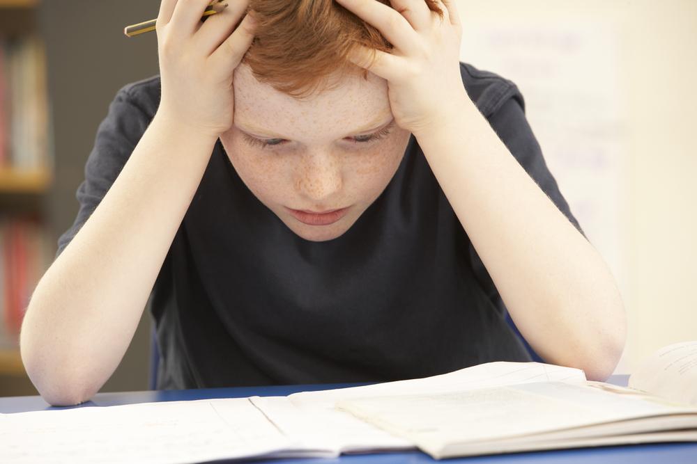 Domáce úlohy - problémy