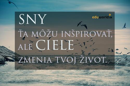 citáty- sny- ciele-eduworld.sk