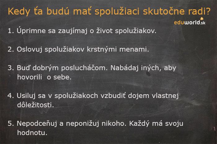 Šťastie v školách- eduworld.sk