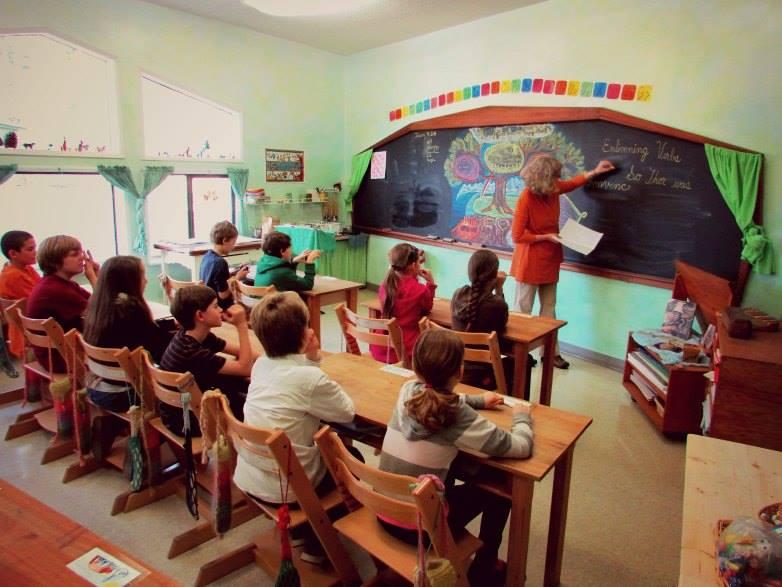 waldorfská pedagogika - eduworld.sk