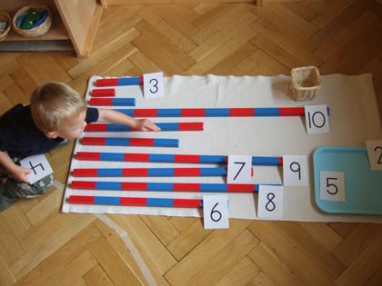 Montessori pomôcky-montessori materská škola