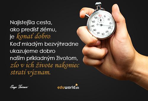 citáty- vzory- eduworld.sk