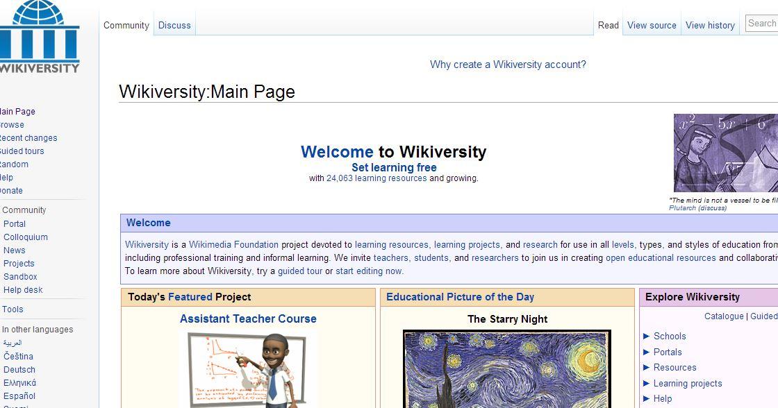 Online vzdelávanie zdarma