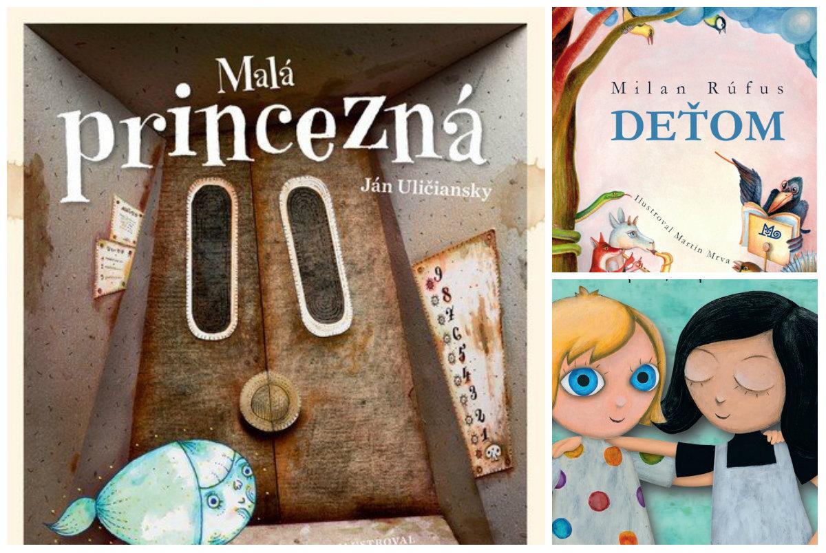 Výber z tých najkrajších slovenských a českých kníh pre deti ... 42537b0ac99