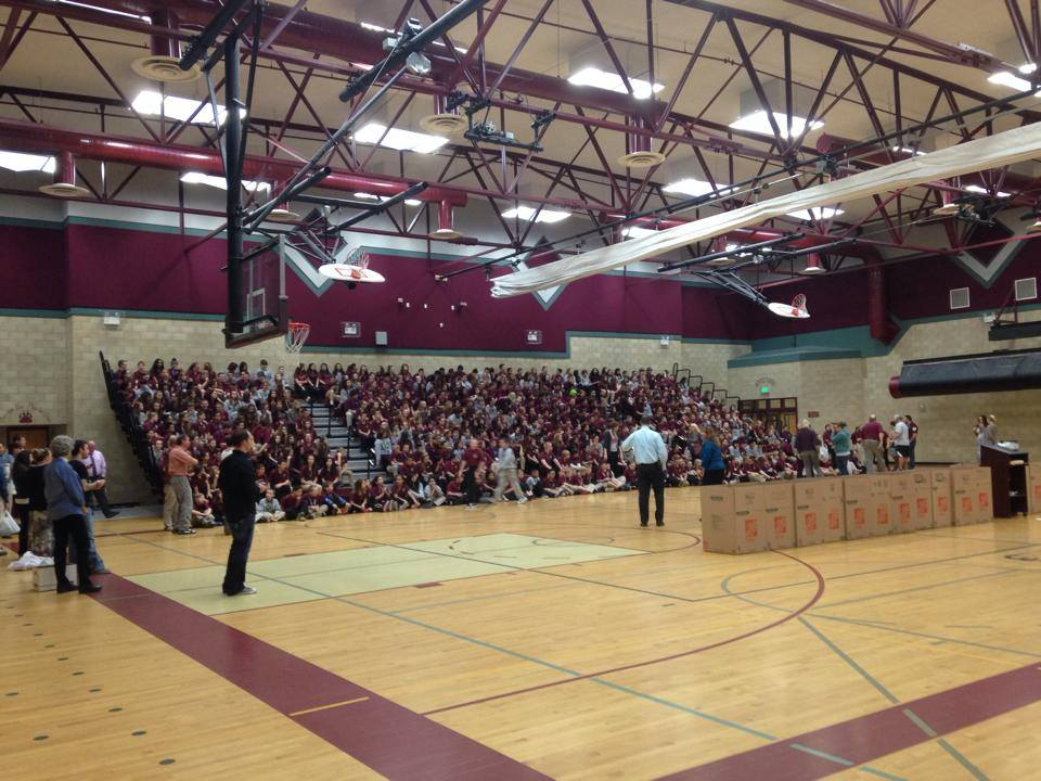 Foto: FB Cold Springs Middle School
