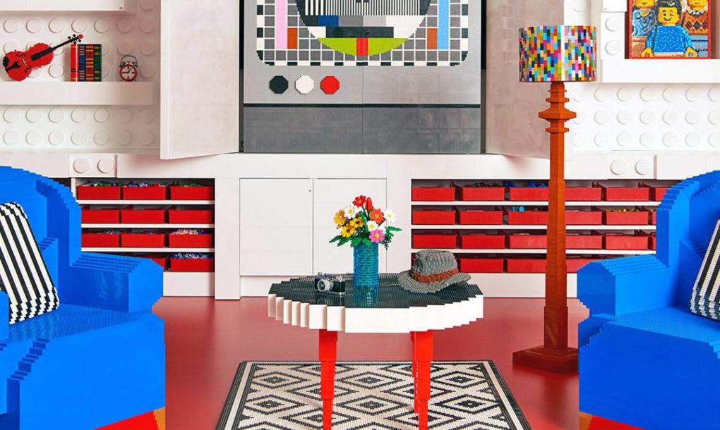 Zdroj: Airbnb/LEGO Home