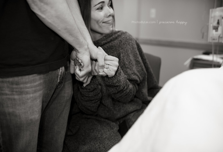 Birth photos by Leilani Rogers