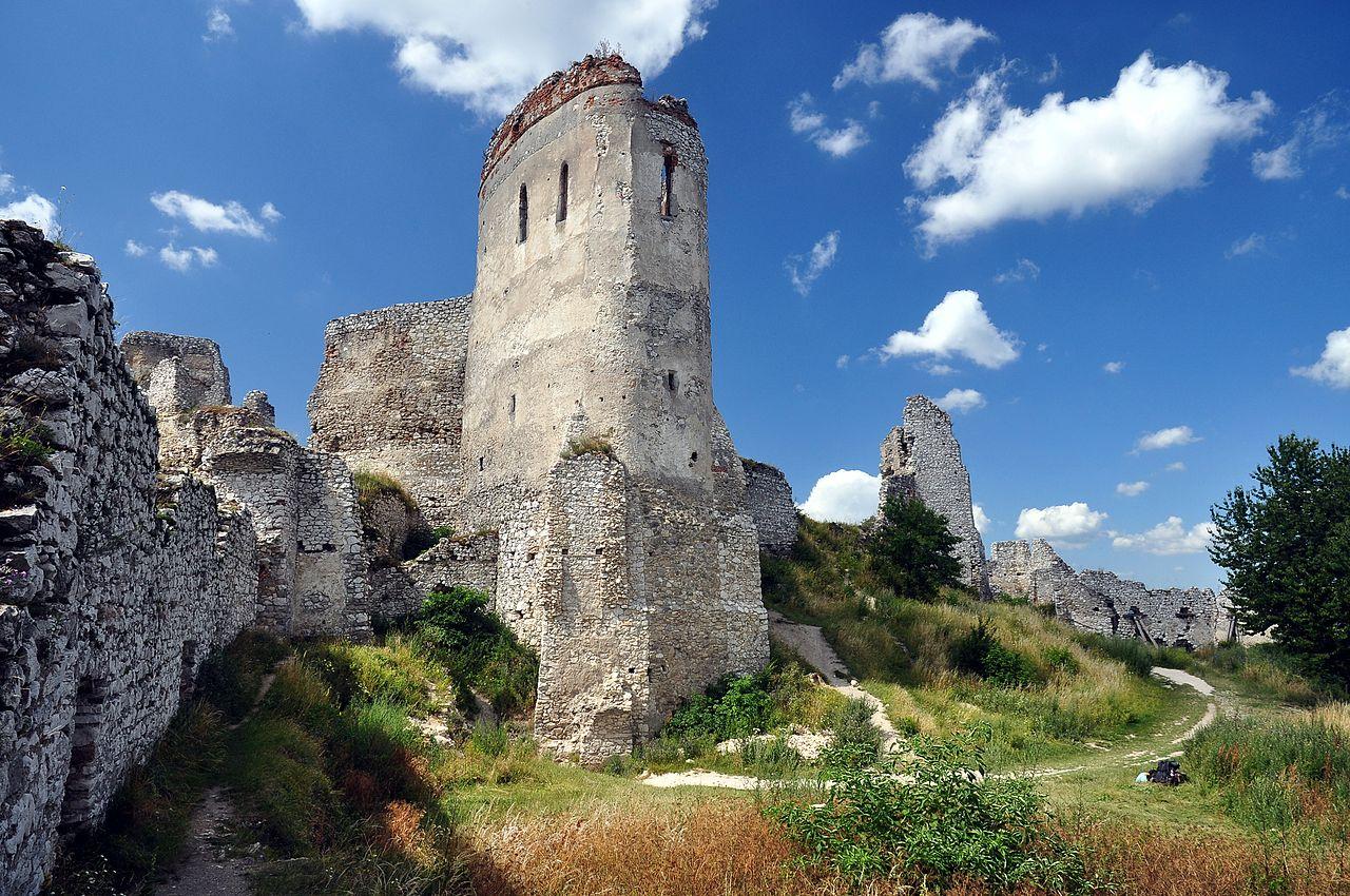 Čachtický hrad / Zdroj: Wikipedia