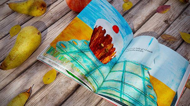 Kniha pre deti Marta a Jonatán / Zdroj: Čítajme si spolu