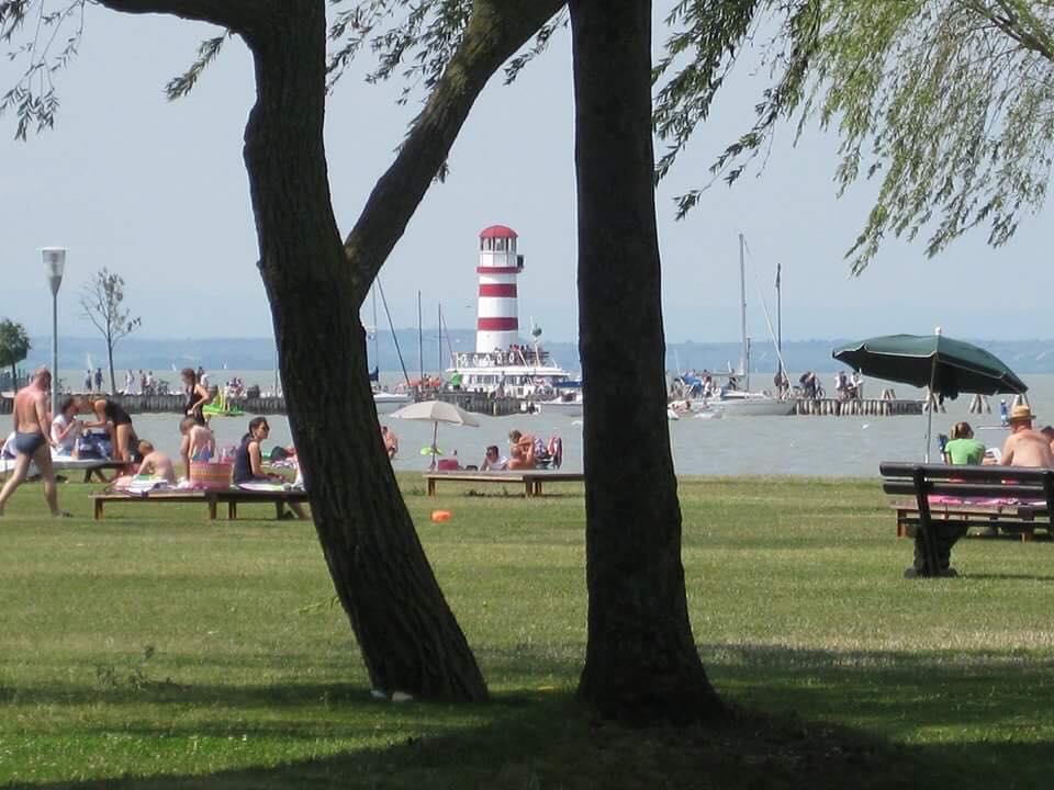 Neusiedler See (Neziderské jazero) a kúpanie s deťmi / Zdroj. FB Neusiedler See Tourismus