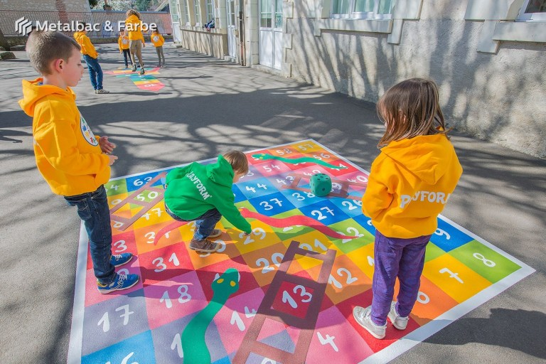 Detské ihrisko inšpirácia 13 / Foto: FB