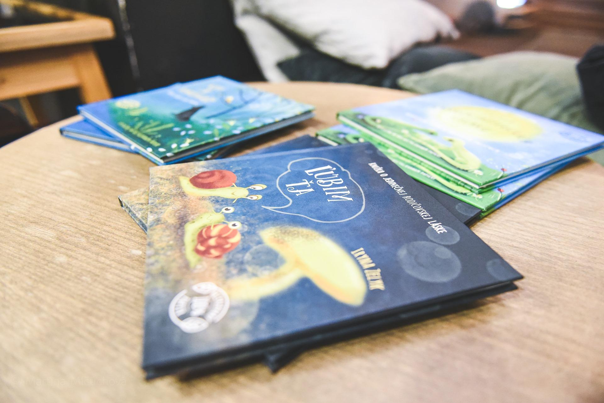 Knihy spisovateľky Iryny Zelyk / Foto: archív IZ