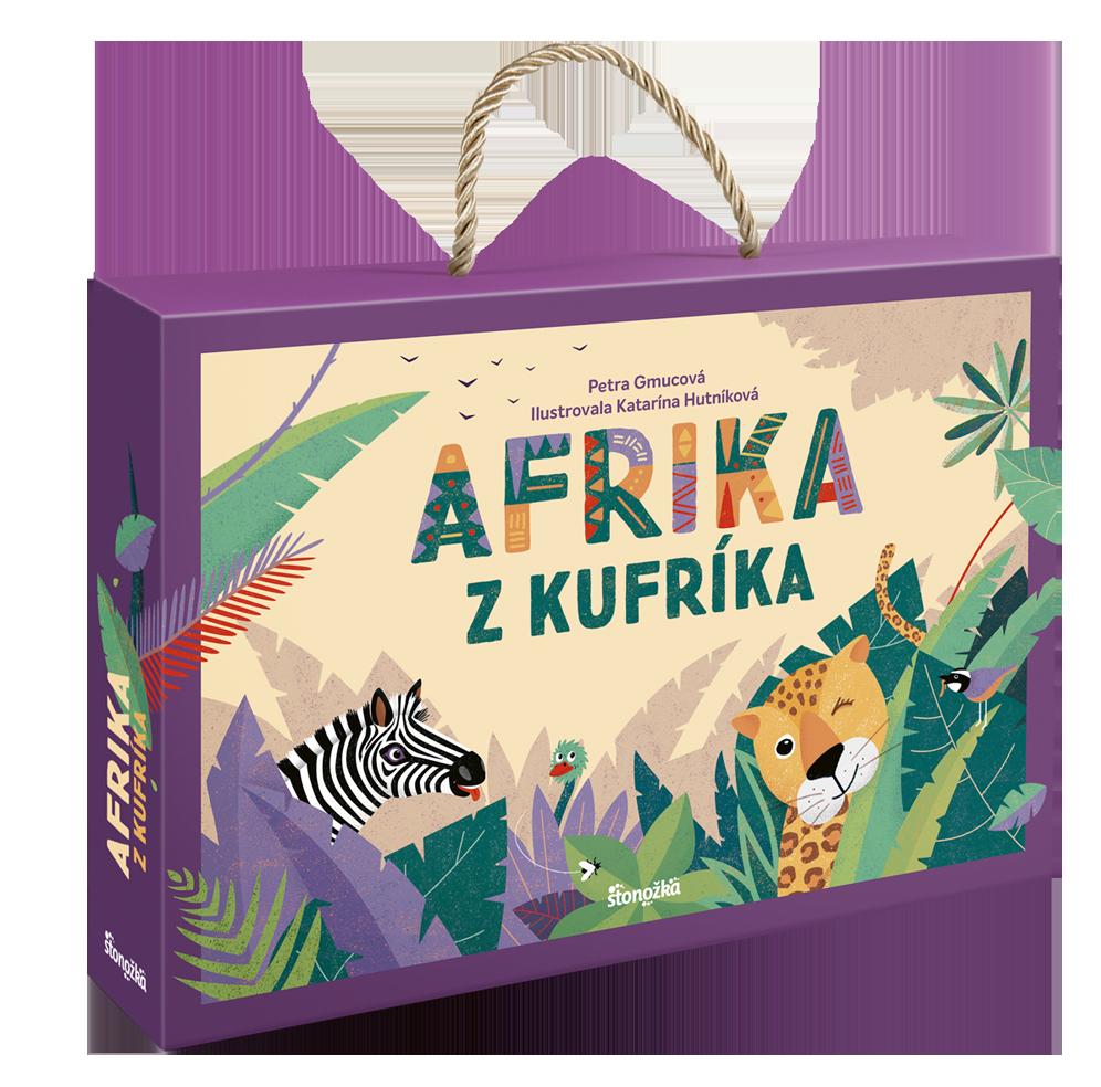 Afrika z kufríka / Zdroj: Stonožka