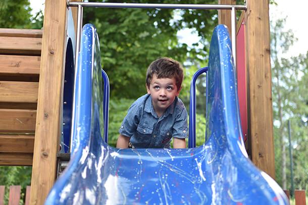 Jurko, ktorého kvôli autizmu do škôlok nechceli. / Foto: archív L.