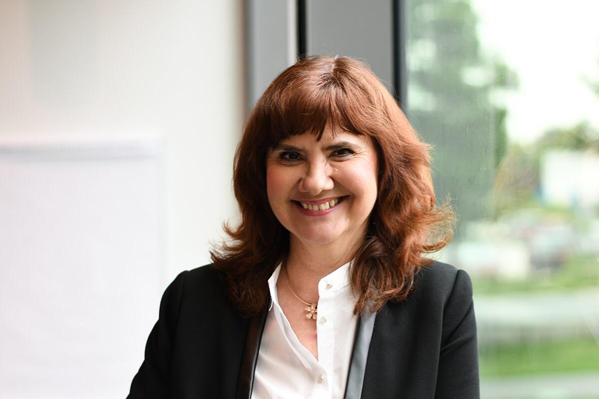 Danica Lacová, správkyňa Nadácie Slovenskej sporiteľne / Foto: Zuzana Gránska