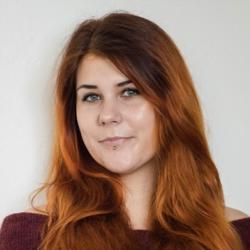 Dominika Jašeková, riaditeľka Občianskeho združenie Odyseus / Foto: Oriol Camacho