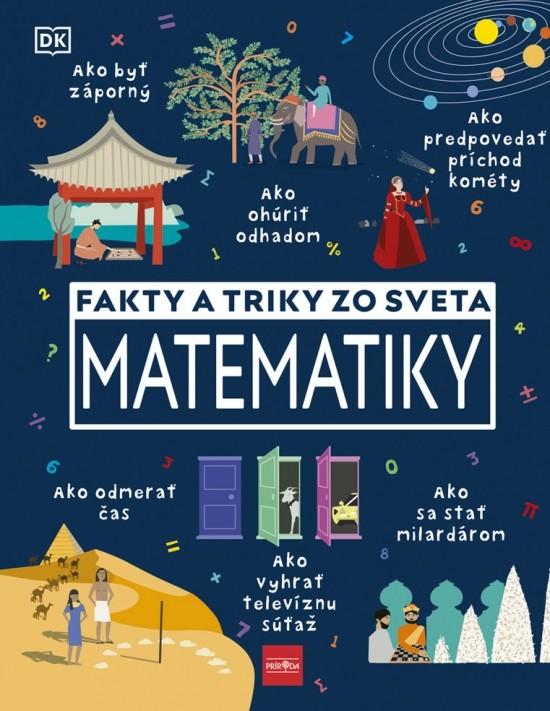 Kniha Fakty atriky zo sveta matematiky z vydavateľstva Príroda /Zdroj: Príroda