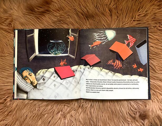 Kniha Ktosi alebo Vodné srdce od Viktorie Ameliny / Foto: VM