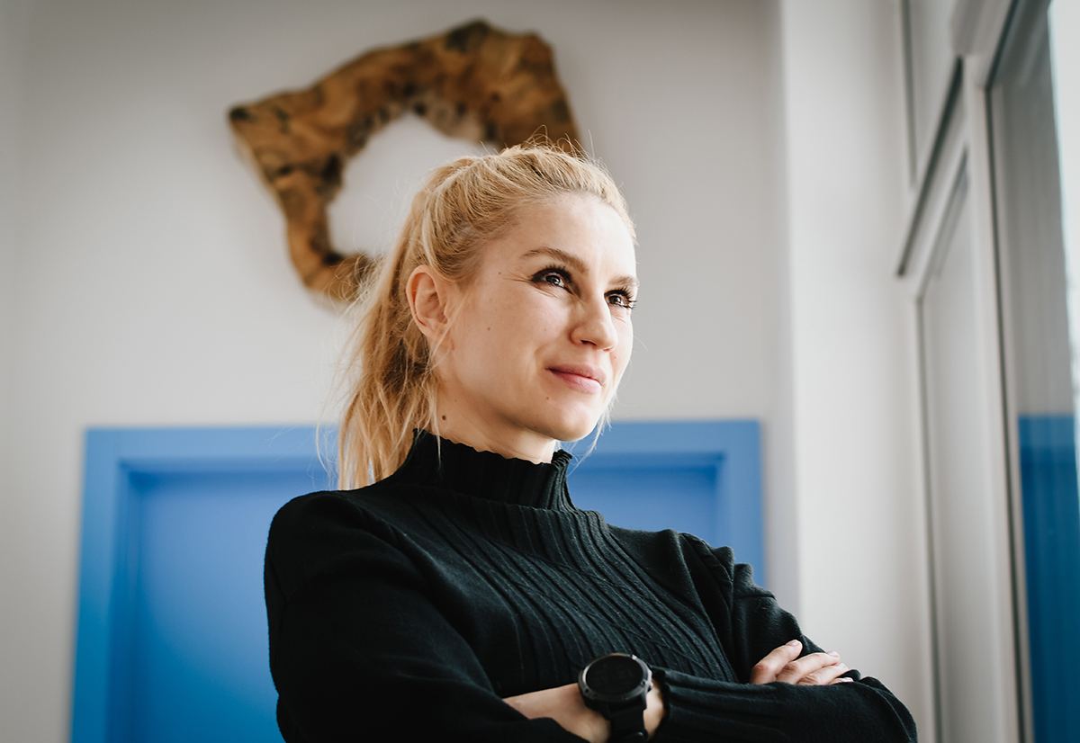 Ivana Kaliská Klapková, zriaďovateľka materskej školy littleBIG na bratislavských Kramároch