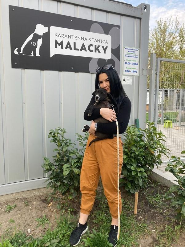 Klárka zo Zuzkou chcú pomáhať karanténnej stanici v Malackách.