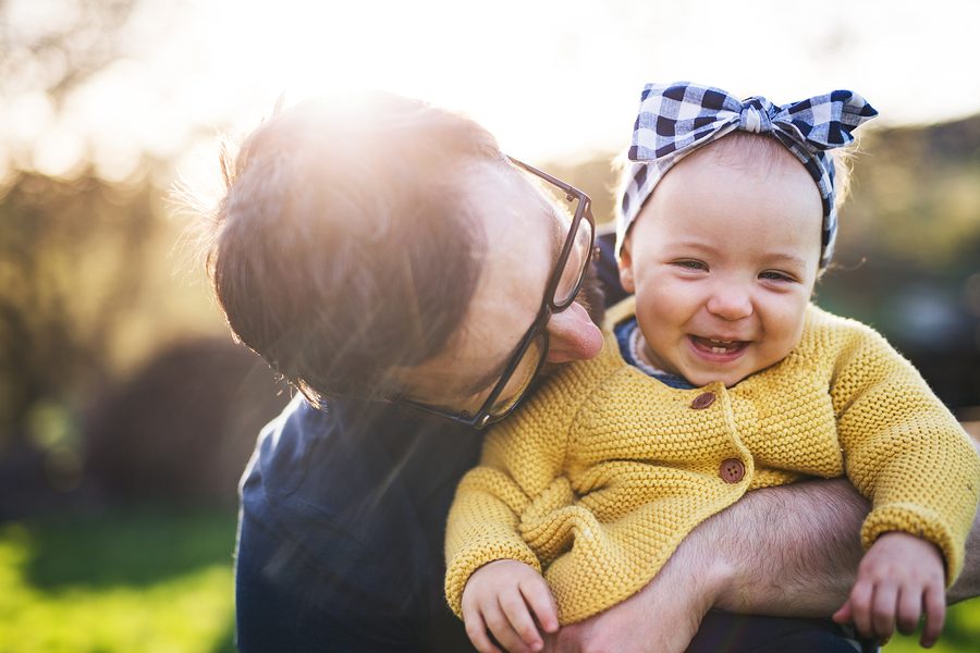 Sebaovládanie detí podporuje aj hra s otcami. / Foto: Bigstock