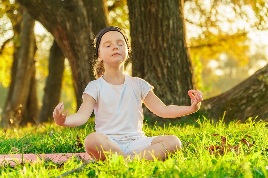 Meditácia je jednou z copingových stratégií. / Zdroj: Bigstock