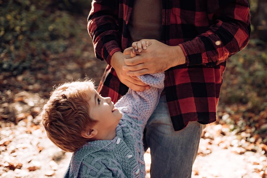 Oteckovia sú dôležití pri dospievaní pre sycnov i pre dcéry. / Foto: Bigstock