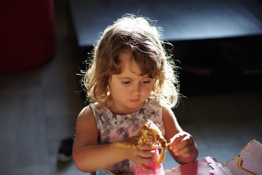 U dievčat sa preferencie hračiek neukázali tak jednoznačne ako u chlapcov. / Foto: Bigstock