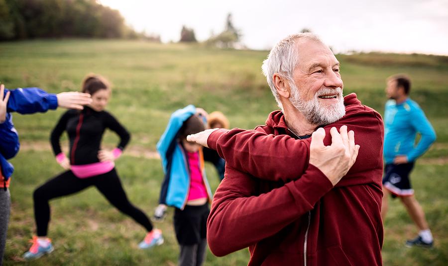 Vyberte si akýkoľvek pohyb. Zaručene vám v ťažkom období pomôže. / Zdroj: Bigstock