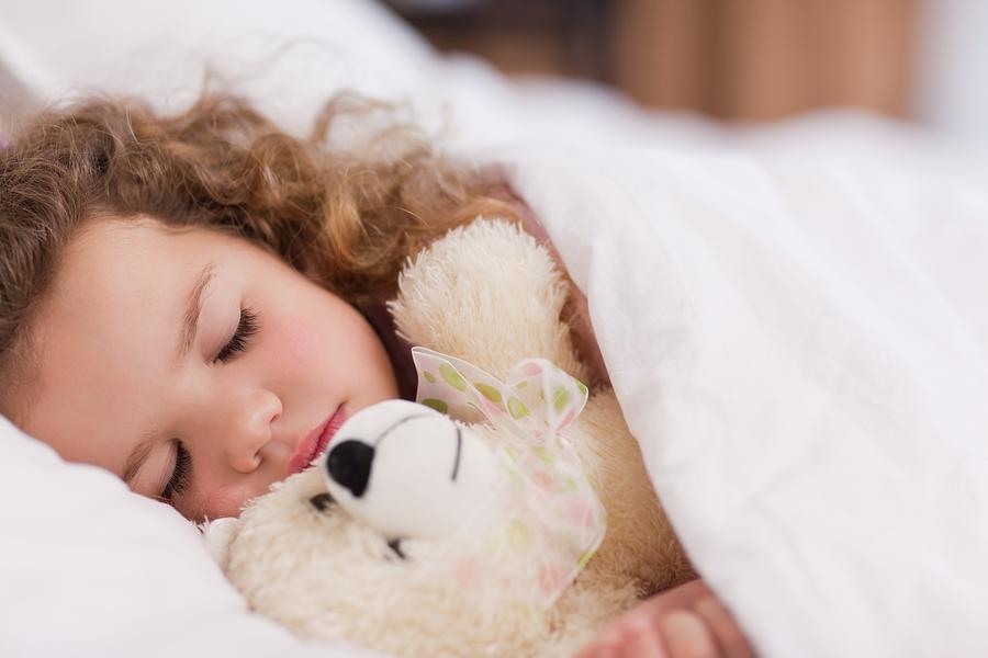 Spánkový režim je dôležitý či je vaše dieťa novorodenec, batoľa alebo 10-ročný školák. / Foto: Bigstock