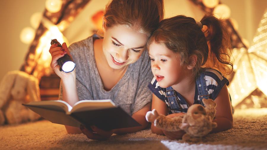 Eľkoninovu metódu môžete praktizovať s deťmi aj doma. / Foto: Bigstock